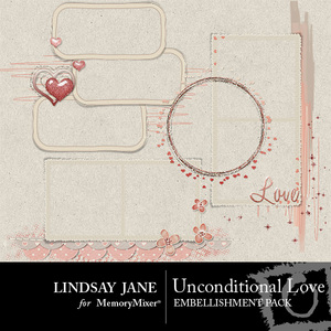 Unconditional love frames medium