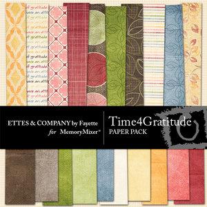 Time 4 gratitude pp medium