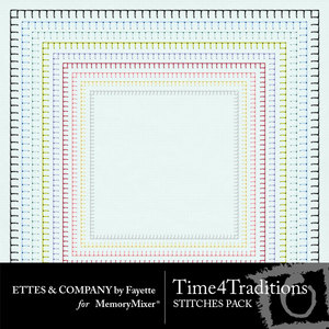 Time 4 traditions stitches medium
