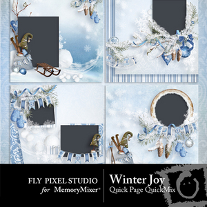 Winter joy qp medium