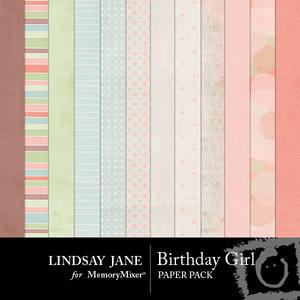 Birthday girl pp medium