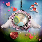 Angel love emb s 3 small