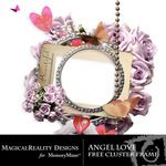 Angel Love Free Cluster-$0.00 (MagicalReality Designs)