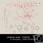 Girlish Scatterz Pack-$1.99 (Lindsay Jane)