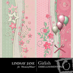 Girlish Border Pack-$1.99 (Lindsay Jane)