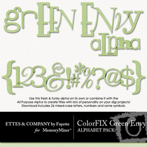 Colorfix green envy alpha medium