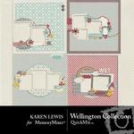 Wellington QuickMix-$2.10 (Karen Lewis)