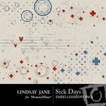 Sick Days Scatterz Pack-$1.99 (Lindsay Jane)