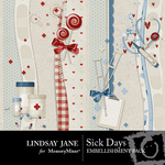 Sick Days Border Pack-$1.99 (Lindsay Jane)