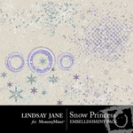 Snow Princess Scatterz Pack-$1.99 (Lindsay Jane)