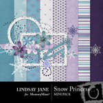 Snow Princess Add On Mini Pack-$2.99 (Lindsay Jane)