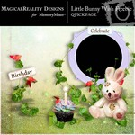 Little Bunny Wish Free Quick Page-$0.00 (MagicalReality Designs)