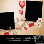 Togetherness QuickMix-$3.99 (Fly Pixel Studio)