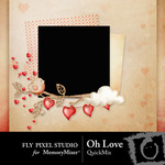 Oh Love QuickMix-$3.99 (Fly Pixel Studio)
