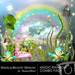 Magic Rainbow Mini Pack-$2.49 (MagicalReality Designs)