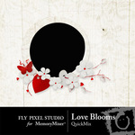 Love Blooms QuickMix-$3.49 (Fly Pixel Studio)