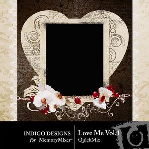 Love me vol 1 qm medium