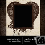 Love Me Volume 2 QuickMix-$3.99 (Indigo Designs)