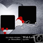 With Love QuickMix-$3.49 (Fly Pixel Studio)