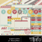 Wellington 365 Add On Pack-$2.99 (Karen Lewis)