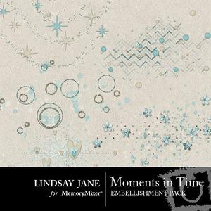 Moments in time scatterz medium