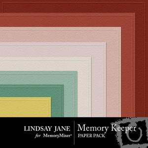 Memory keeper embossed pp medium