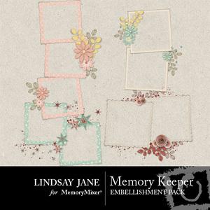 Memory keeper frames medium
