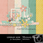 Memory Keeper Mini Pack-$2.49 (Lindsay Jane)