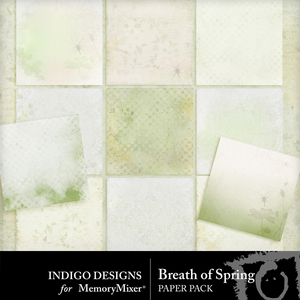 Breath of spring pp medium