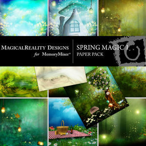 Spring magic pp 1 medium