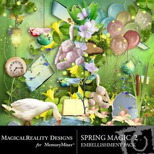 Spring magic emb 2 medium