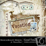 Good Times MR Embellishment Pack-$2.99 (MagicalReality Designs)