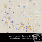 Beautiful Day Scatterz Pack-$1.99 (Lindsay Jane)