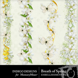 Breath of spring borders medium
