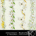 Breath of Spring Border Pack-$1.99 (Indigo Designs)