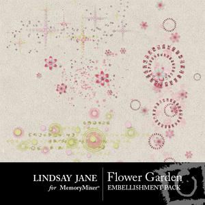 Flower garden scatterz medium