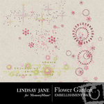 Flower Garden Scatterz Pack-$1.99 (Lindsay Jane)