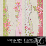 Flower Garden Border Pack-$1.99 (Lindsay Jane)