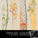 Lucky Fields Border Pack-$0.99 (Lindsay Jane)