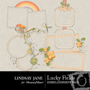 Lucky fields frames medium