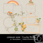 Lucky Fields Frame Pack-$1.99 (Lindsay Jane)