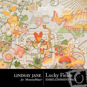 Lucky fields emb medium
