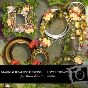 Royal treatment clusters medium