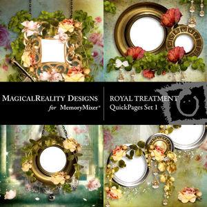 Royal treatment qp 1 medium