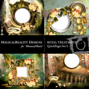 Royal treatment qp 2 medium