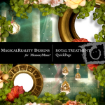 Royal Treatment Free Quick Page QuickMix-$0.00 (MagicalReality Designs)