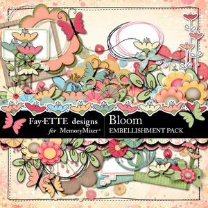 Bloom emb medium
