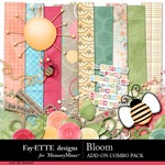 Bloom Add On Combo Pack-$3.99 (Ettes and Company by Fayette)