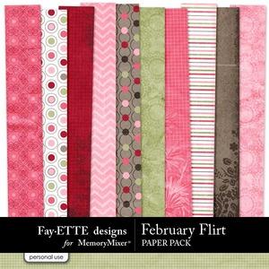 February flirt pp medium