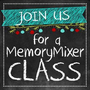 MemoryMixer Class - Nov 13-$5.00